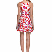 HEART SKATER DRESS - Lotus Leggings