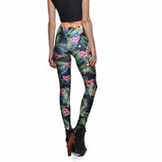 INTO THE JUNGLE LEGGINGS - Lotus Leggings