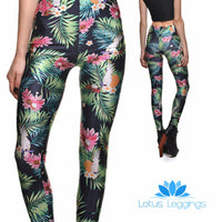 INTO THE JUNGLE LEGGINGS