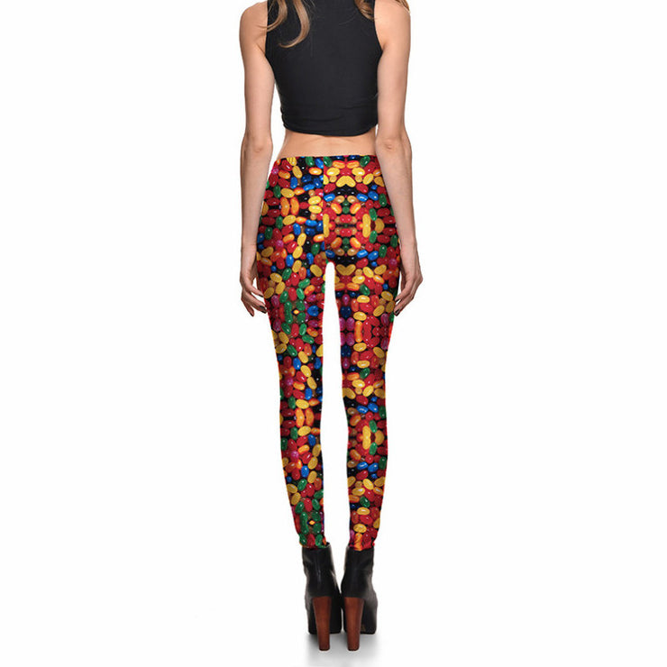 CANDY STORE LEGGINGS - Lotus Leggings