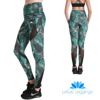 Jungle Fever MaxCross Leggings