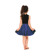 Kid's Mermaid Skater Skirt - Lotus Leggings