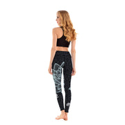 LotusX™ Lotus Blackout Leggings - Lotus Leggings