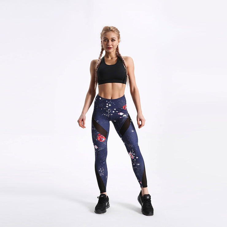 COSMIC MAXSWIPE LEGGINGS