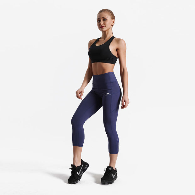 Navy SpeedX Capri