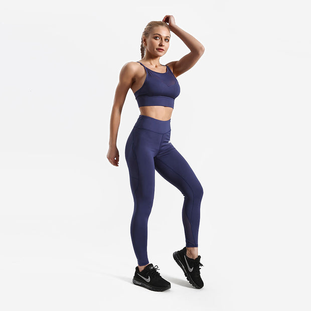 Navy UltraPocket Leggings