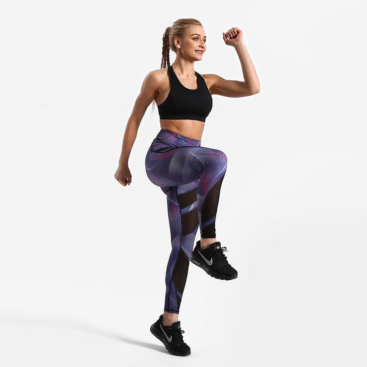 MeshTEC Orbit Leggings