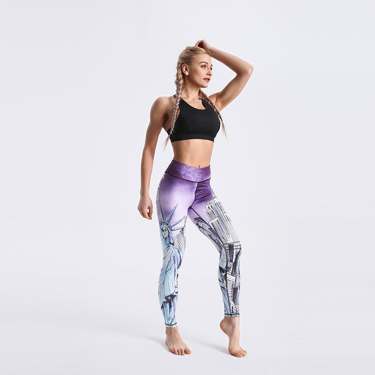 LotusXLite  Empire State Leggings