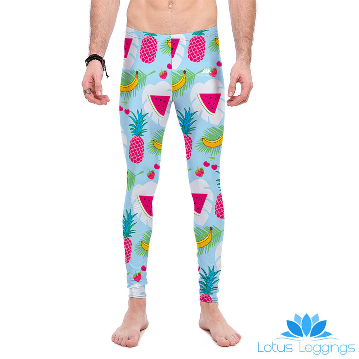 Tropical Fruit Leggings