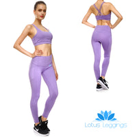 Lavender PerformX Sports Set