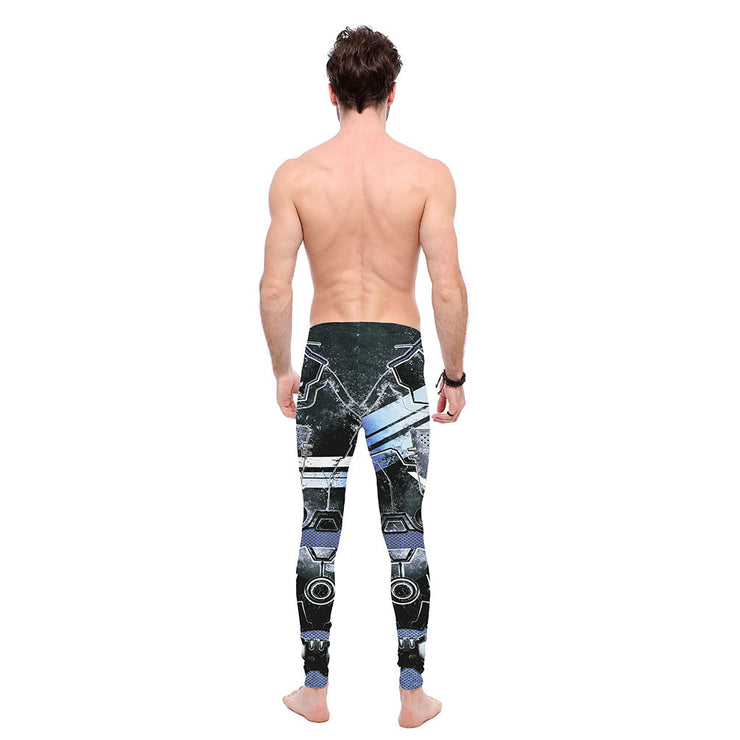 Mech Man Leggings - Lotus Leggings