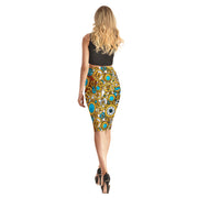 Steampunk Pencil Skirt - Lotus Leggings