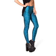 MATHEMATICAL LEGGINGS - Lotus Leggings