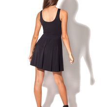 MATTE REVERSIBLE SKATER DRESS - Lotus Leggings