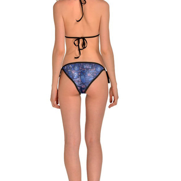 MIDNIGHT OWL BIKINI - Lotus Leggings