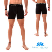 Lotus Leggings Blackout Men's Boxer Briefs