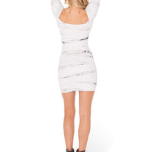 MUMMY RETURNS LONG SLEEVE DRESS - Lotus Leggings