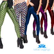 MERMAID LOVER'S BUNDLE - Lotus Leggings