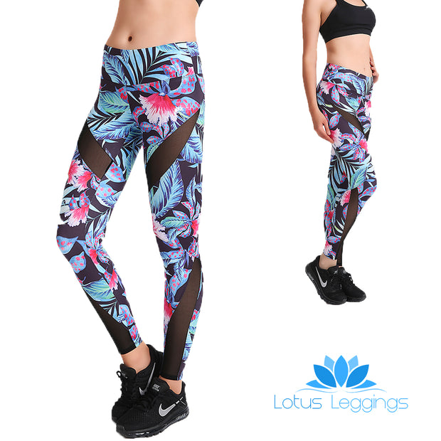Midnight Island MaxSwipe Leggings