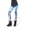 NEW YORK SKIES LEGGINGS