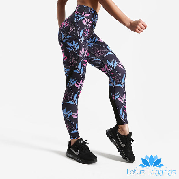 Neon Herbs UltraPocket Leggings