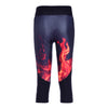 ON FLAME ATHLETIC CAPRI