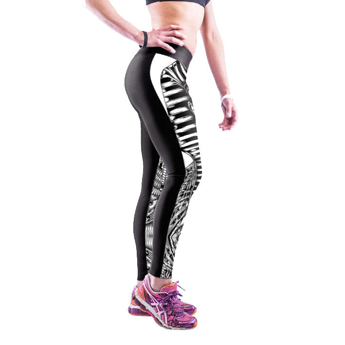 PHARAOH ATHLETIC LEGGINGS - Lotus Leggings