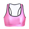 SOLID COLORED SPORTS BRA