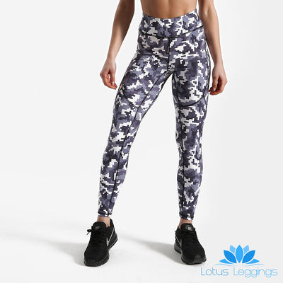 Pixelated Camo Ultralight Leggings
