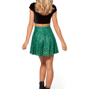 REGAL DRAGON EGG SKATER SKIRT - Lotus Leggings