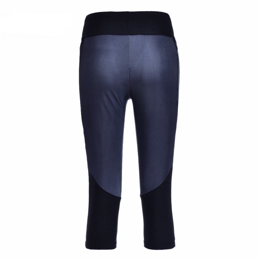 ROYAL CAT ATHLETIC CAPRI - Lotus Leggings