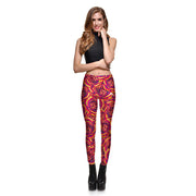 Stop and Smell the Roses Leggings