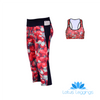 VERY STRAWBERRY ATHLETIC SET