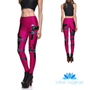 Sharpshooter Leggings - Lotus Leggings