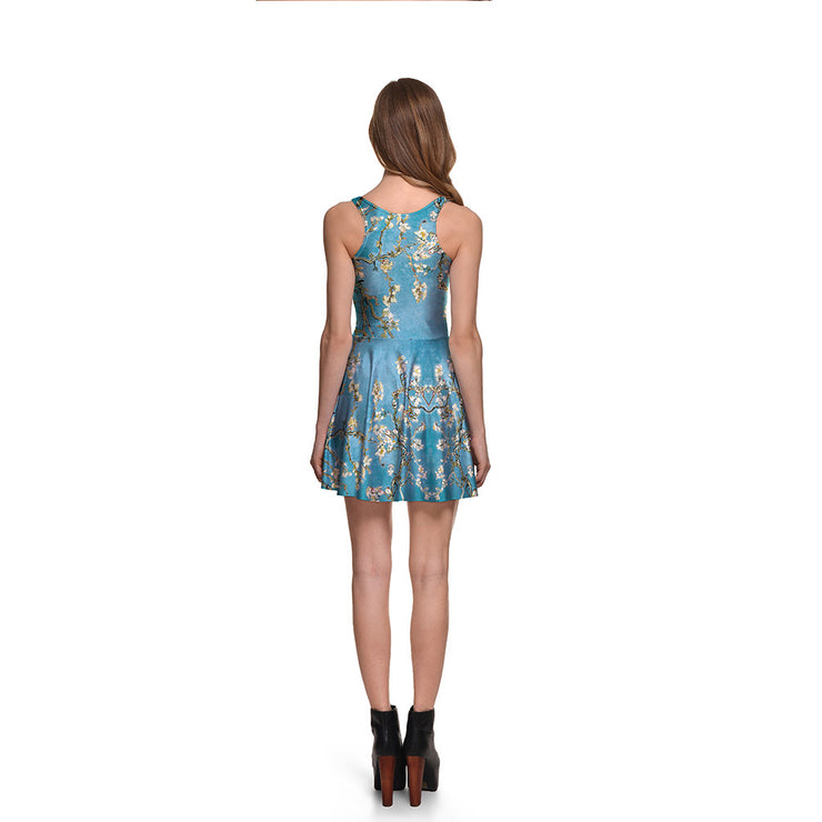 Almond Blossom Skater Dress - Lotus Leggings