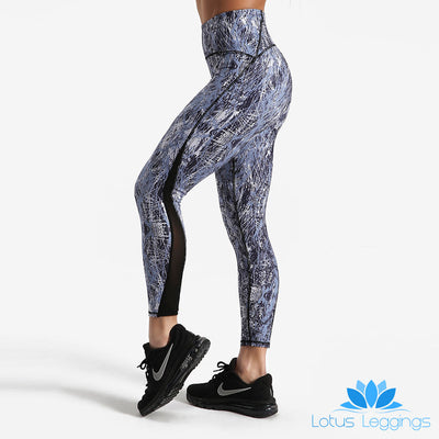 Splatter RaceTEC Leggings
