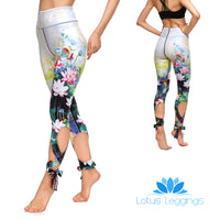 Spring Tie-Up Leggings