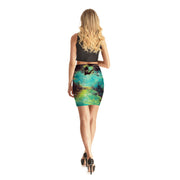 Out of this World Short Skirt - Lotus Leggings