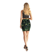 Lovely Feather Short Skirt - Lotus Leggings