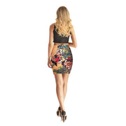 Country Side Short Skirt - Lotus Leggings