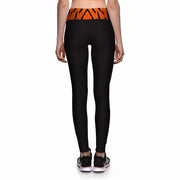 TIGER BAND ATHLETIC LEGGINGS - Lotus Leggings