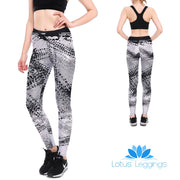 Tire Tracks Leggings