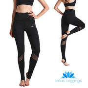 Total Blackout HeelX Leggings - Lotus Leggings