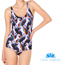 UNICORN SWIMSUIT - Lotus Leggings