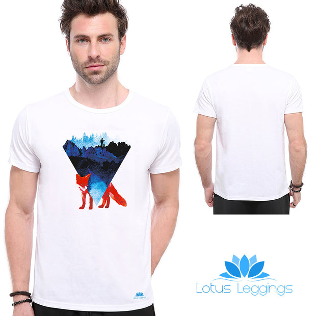 Explore the Forest T-shirt - Lotus Leggings