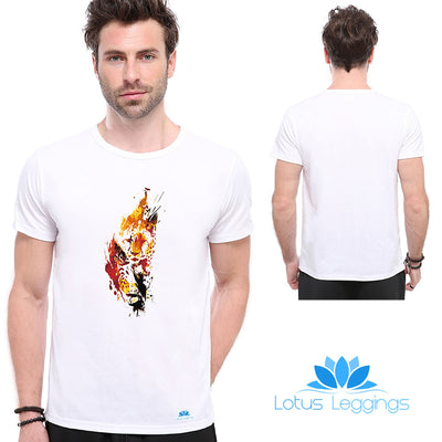 Vigorous Cheetah T-Shirt - Lotus Leggings