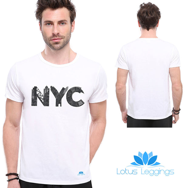 New Yorker T-shirt - Lotus Leggings