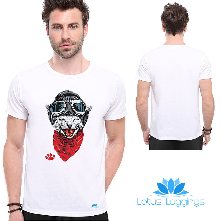 Delightful Pilot T-shirt - Lotus Leggings