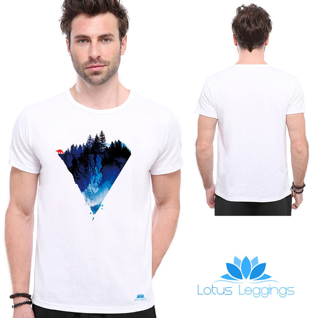 Deep in Forest T-shirt - Lotus Leggings