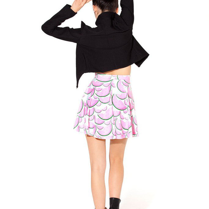WATERMELON SKATER SKIRT - Lotus Leggings